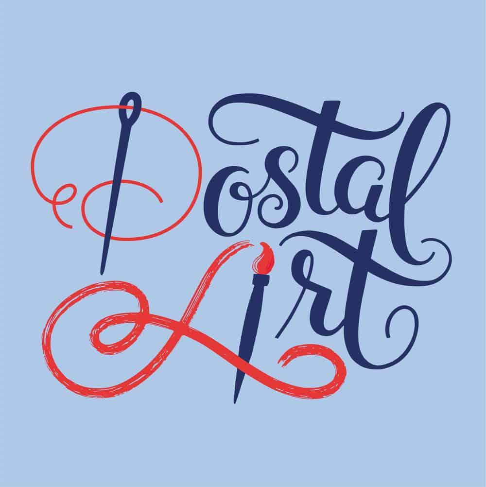 Postal Art Postmuseum Stockholm